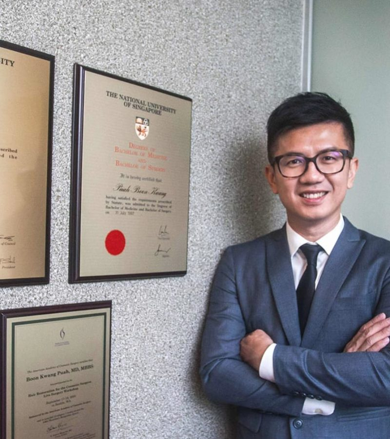 [Press Release] Dr Ivan Puah notices psychological improvements in patients after undergoing VASER liposuction and fat grafting procedures